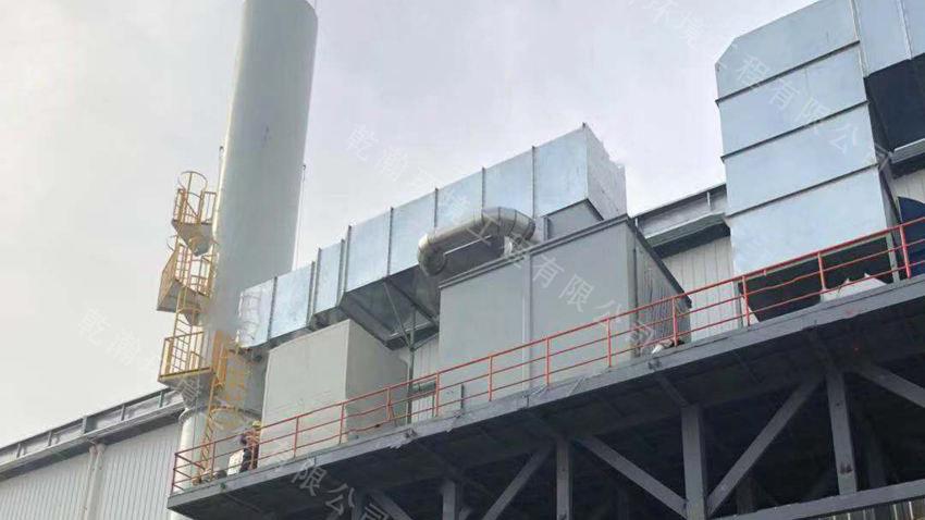 某风电叶片(扬州)有限公司沸石转轮+CO200000m3/h