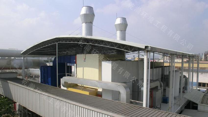 苏州某铝业有限公司70000m3/h 110000m3/h