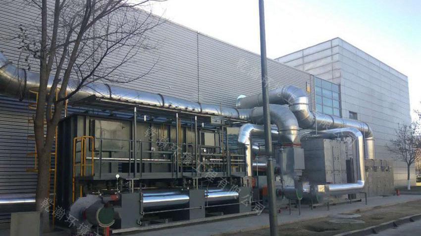 北京某液压有限公司40000m3/h