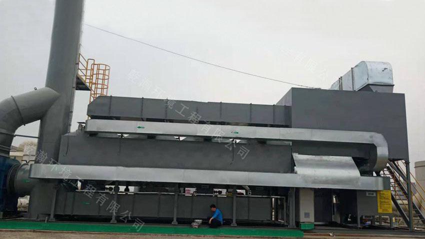 九江某卫浴有限公司50000m3/h
